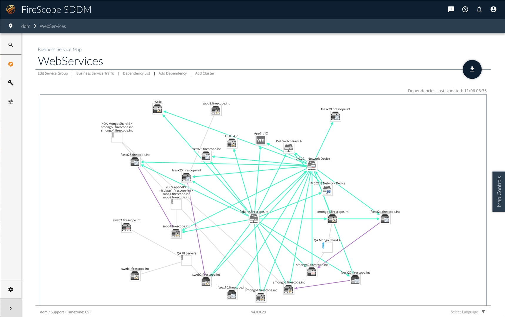 Secure Discovery and Dependency Mapping (SDDM) - Base Hosting incl  500 CIs