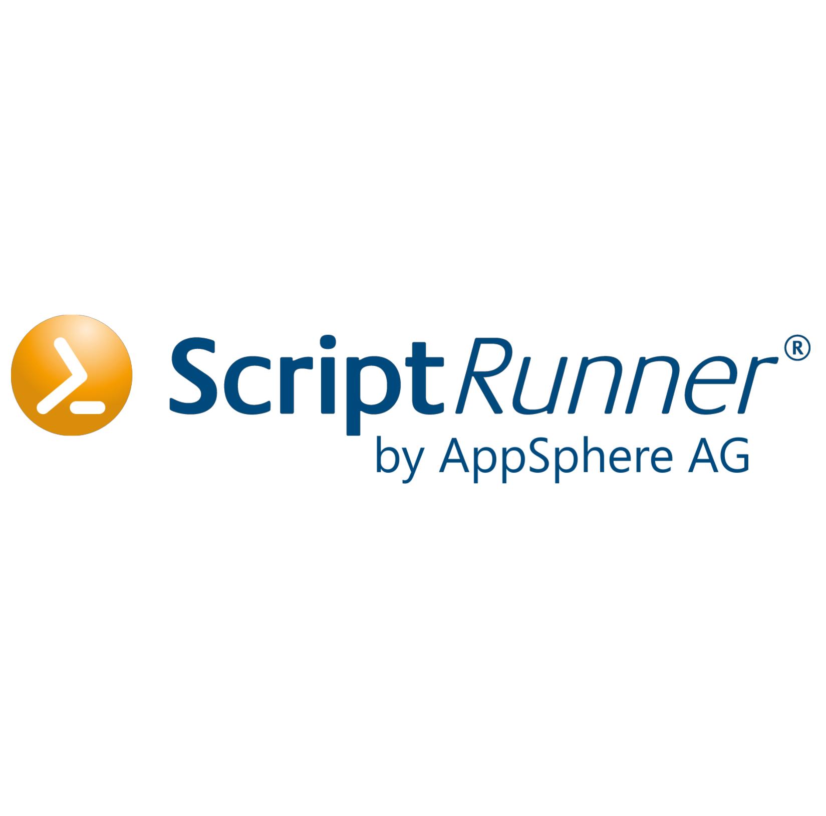 ScriptRunner Connector