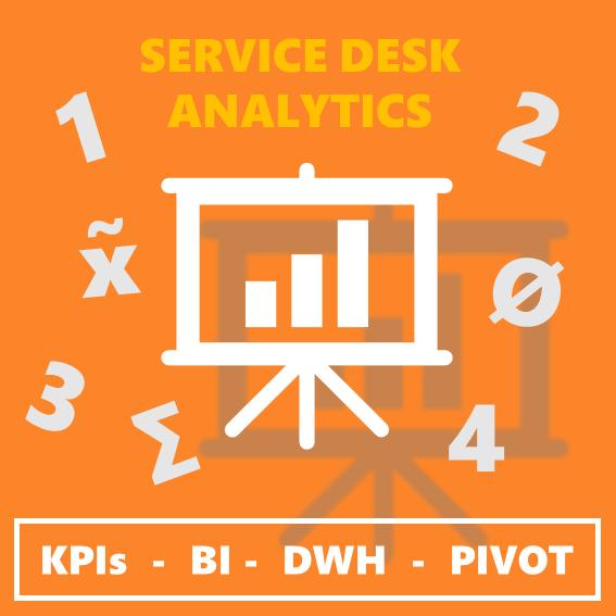 Service Desk Analytics